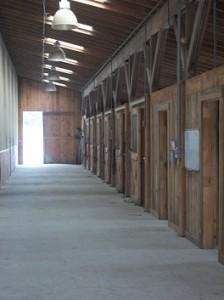 DAEC Indoor Stalls
